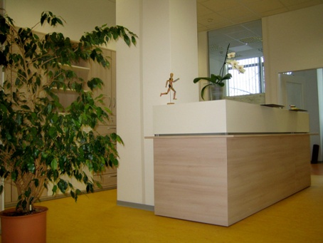 Praxis Physiotherapie Bruchsal